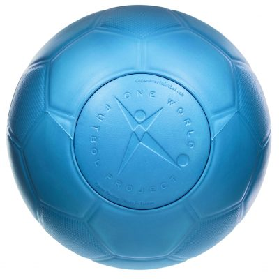 blue One World Futbol