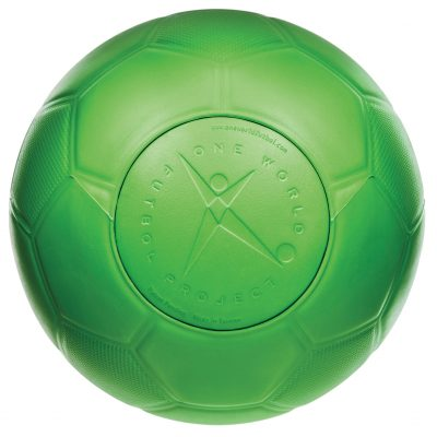 green one world futbol