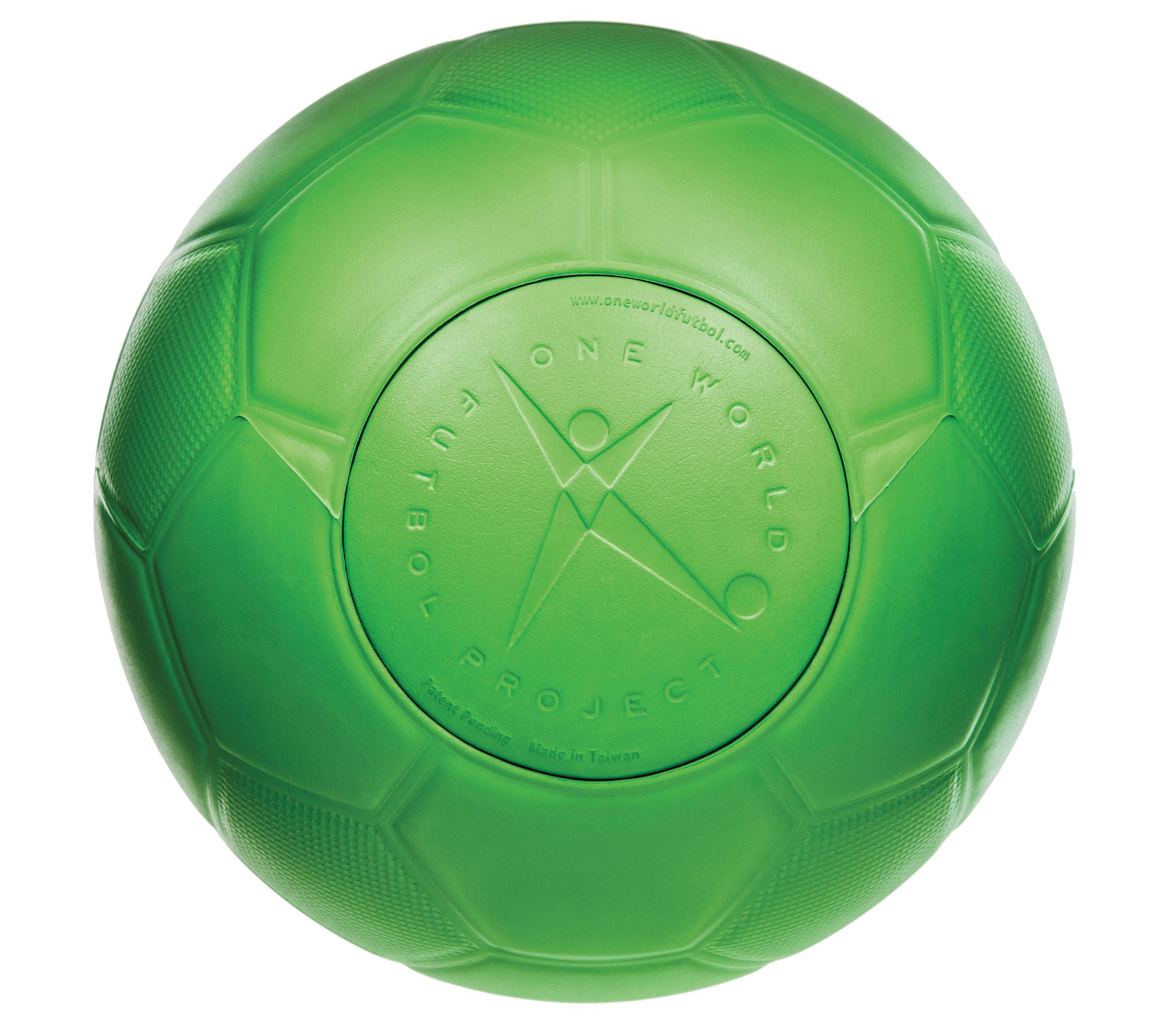 green one world futbol