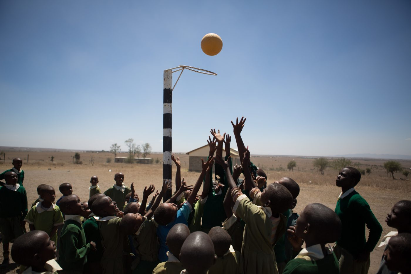 Ball Games Around the World | One World Play Project