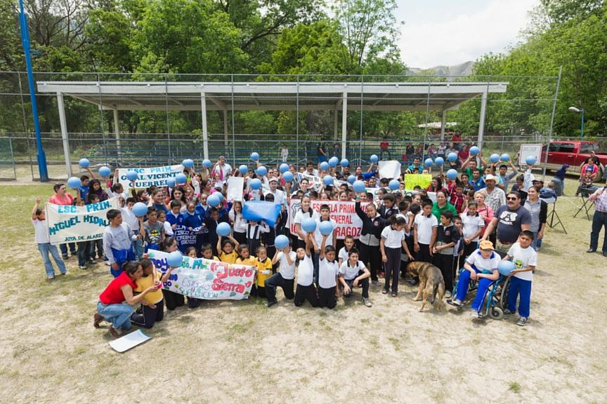 Futbol por la Paz - blog post 1