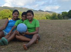 Girls Sports & Development Camp - Panama campaign