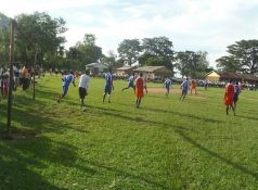 Soccer for Social Change campaign
