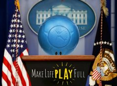 The Ball for President - featured image for blog post
