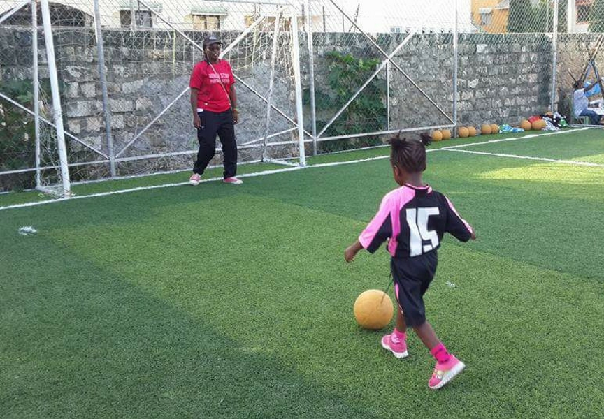 f6eaf2094 Our partnership with One World Play Project, and the donation of One World  Futbols, came at the right time and has certainly renewed our hope in a  future ...